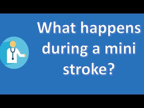What happens during a mini stroke ? |Most Asked Questions on Health