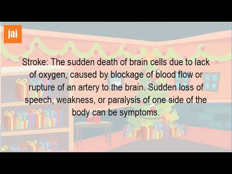 What Constitutes A Stroke?