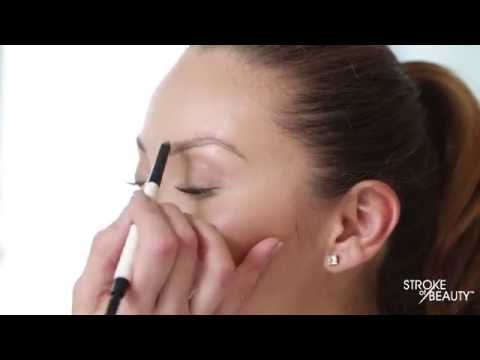 Stroke of Beauty – Dual Dimension Sculpting Brow Pencil