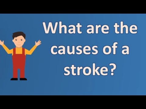 What are the causes of a stroke ? | Best Health FAQ Channel