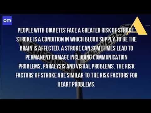 What Is A Diabetic Stroke?