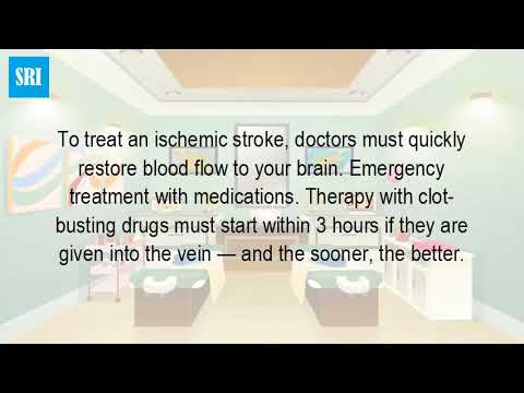 How Can A Stroke Be Treated?