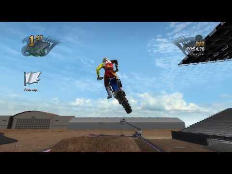 Reflex Red Bull Straight Rhythm 2 Stroke Fast Lap