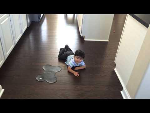 Army Crawling-hemiplegia