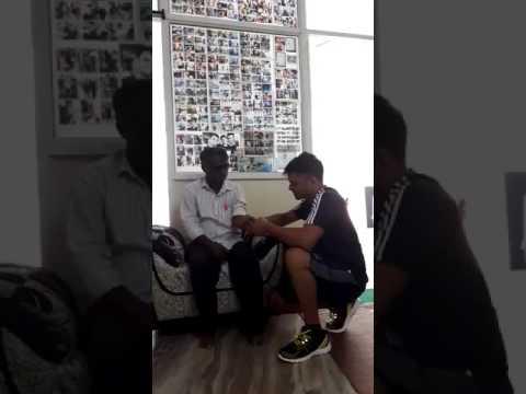 Stroke rehabilitation exercises physiotherapy treatment of hemiplegia patient
