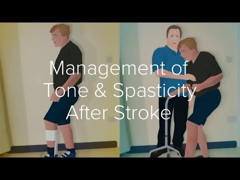 Management of Tone & Spasticity After Stroke: A Role for Everyone – Promo
