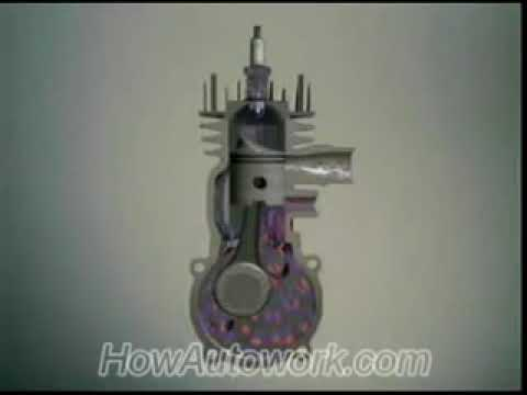 7 Two stroke engine