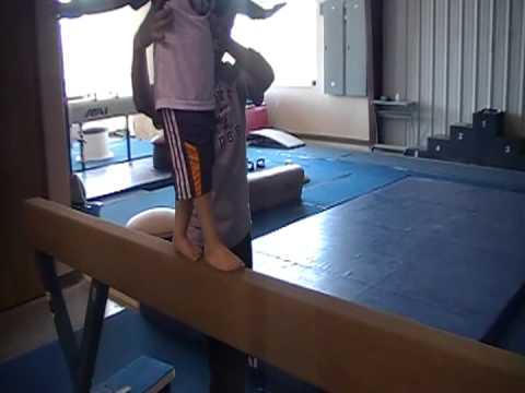 Levi Balance Beam Dropfoot