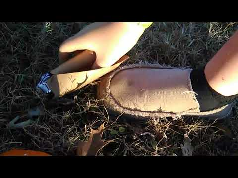 100 foot drop test Rolex in pumpkin