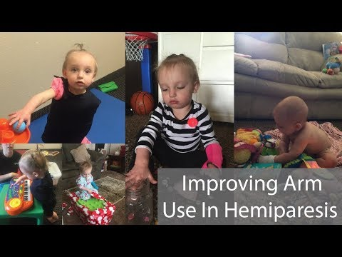 Improving Arm Use In Hemiparesis