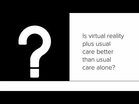 Virtual reality for stroke rehabilitation