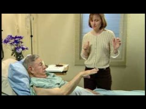 NIH Stroke Scale Training Part 4 Demo Patient B – The Best Documentary Ever