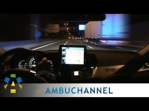 Ambulance POV: Code 3 CVA/stroke