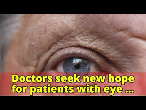 Doctors seek new hope for patients with eye stroke – CBS NewsCBS News Logo