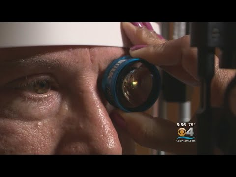 New Drug For Stroke In The Eye Showing Promise