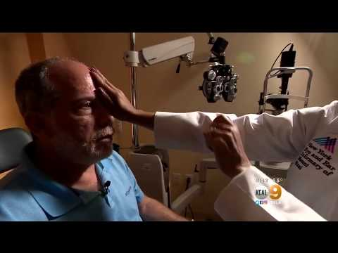 Quark Pharmaceuticals clinical trial for stroke of the eye reported by CBS Newspath
