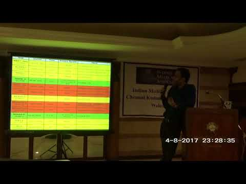 Acute Stroke Newer Perspectives – Dr R.Rithesh Nair