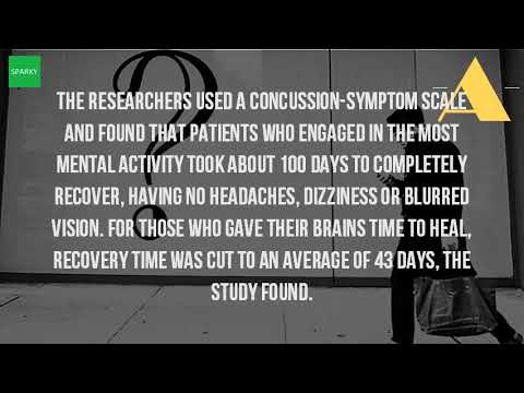 What Is The Average Recovery Time For A Concussion?