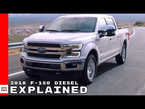 2018 Ford F-150 Power Stroke Diesel Explained