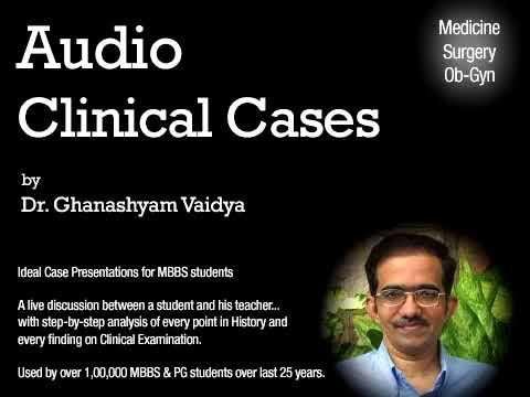 025  Hemiparesis 23   Audio Clinical Cases Dr  Vaidya
