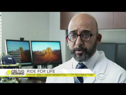 CBS News Coverage – Stroke Awareness and Message from the American Heart Association