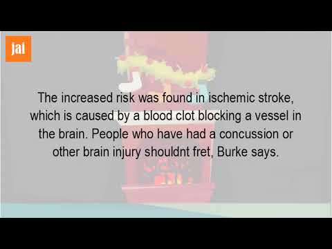 Can Trauma To The Head Cause A Stroke?