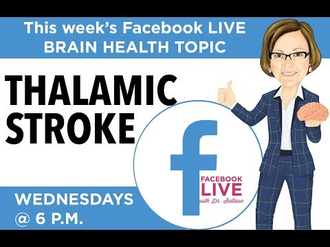 I CARE FOR YOUR BRAIN: Thalamic Stroke